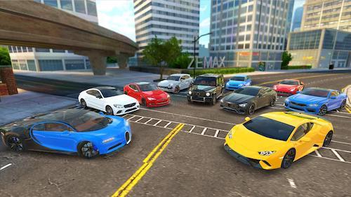 Racing in Car 2021 [Mod] – Vô Hạn Tiền, Không QC