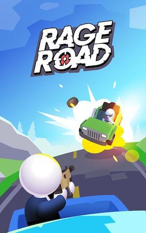Rage Road [Mod] – Vô Hạn Tiền