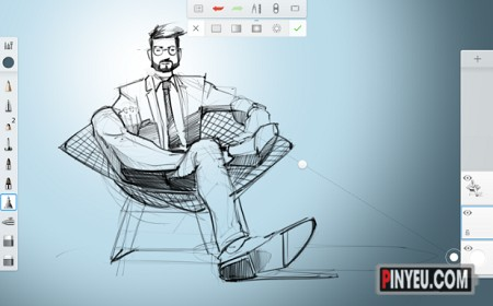 SketchBook [Mod] – Mở Khóa PRO