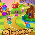 Candy Crush Saga [Mod] - Mở Khóa Tất Cả Cấp Độ