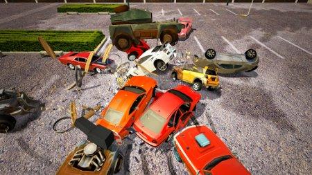 Derby Destruction Simulator [Mod] – Vô Hạn Tiền