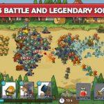 Mega War - Clash of Legions [Mod] - Vô Hạn Tiền