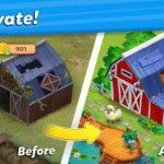 Farmscapes [Mod] - Vô Hạn Móng Ngựa