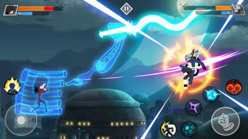Stickman Shinobi : Ninja Fighting [Mod] – Tiền, Kim Cương