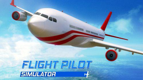 Flight Pilot Simulator 3D Free [Mod] – Vô Hạn Tiền