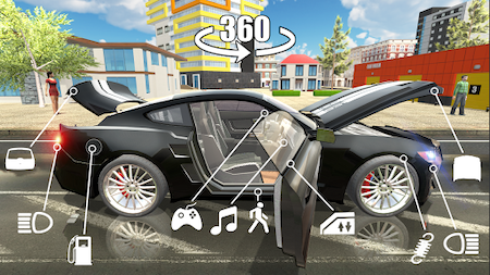 Car Simulator 2 [Mod] – Vô Hạn Tiền