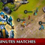 Legendary Heroes MOBA [Mod] - Vô Hạn Tiền