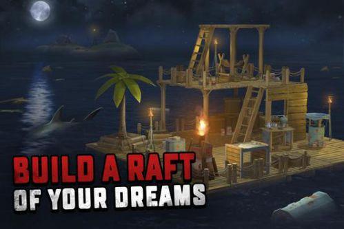 Raft Survival: Ocean Nomad [Mod] – Vô Hạn Tiền
