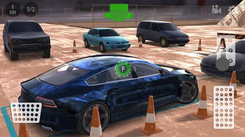 Real Car Parking: Driving Street 3D [Mod] – Vô Hạn Tiền