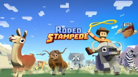Rodeo Stampede: Sky Zoo Safari [Mod] – Vô Hạn Tiền