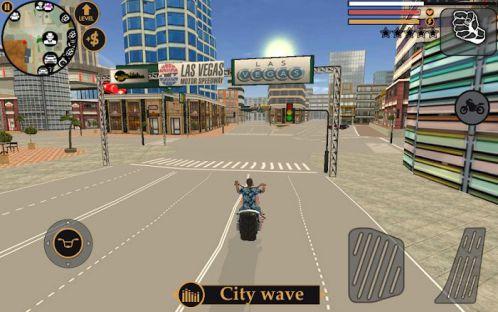 Vegas Crime Simulator [Mod] – Vô Hạn Tiền